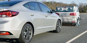 Four Automakers Have Equipped Lineups with Automatic Braking