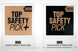 IIHS Raises Criteria for Safety Awards