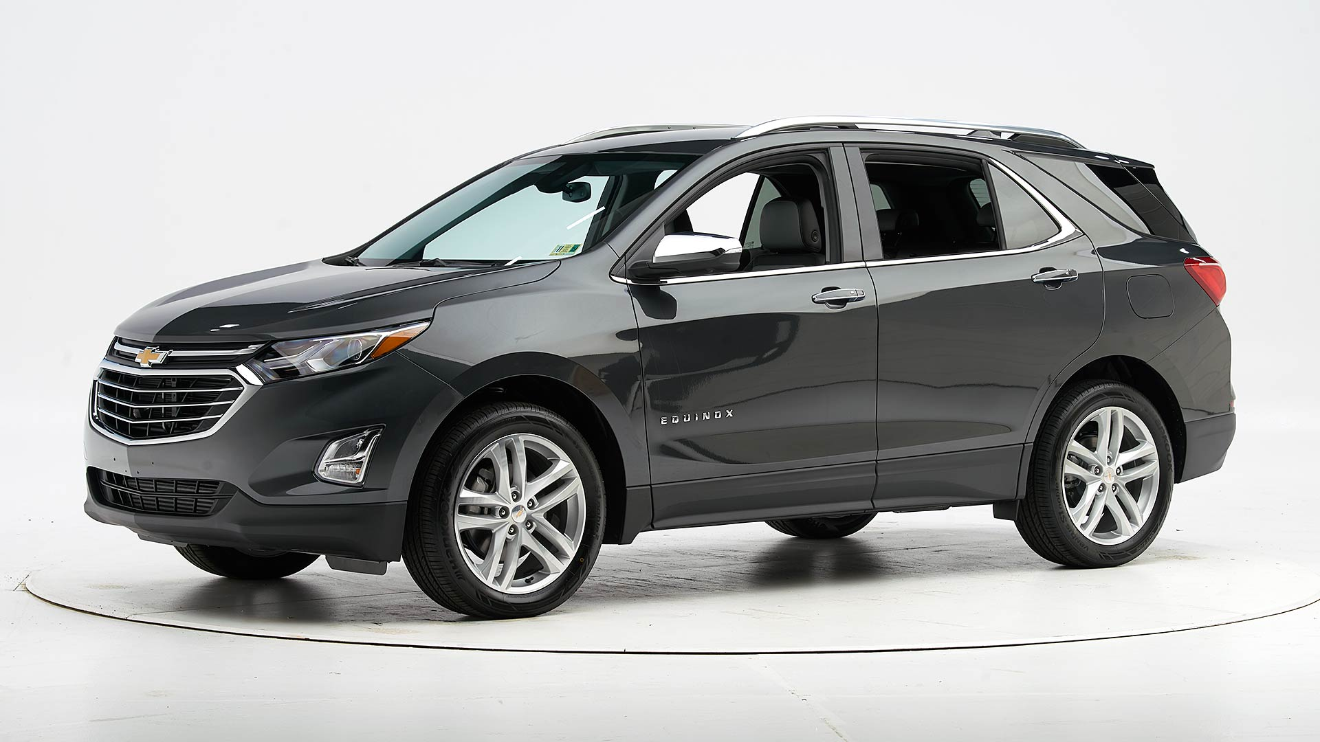 2020 Chevrolet Equinox Captures Top Safety Pick Award