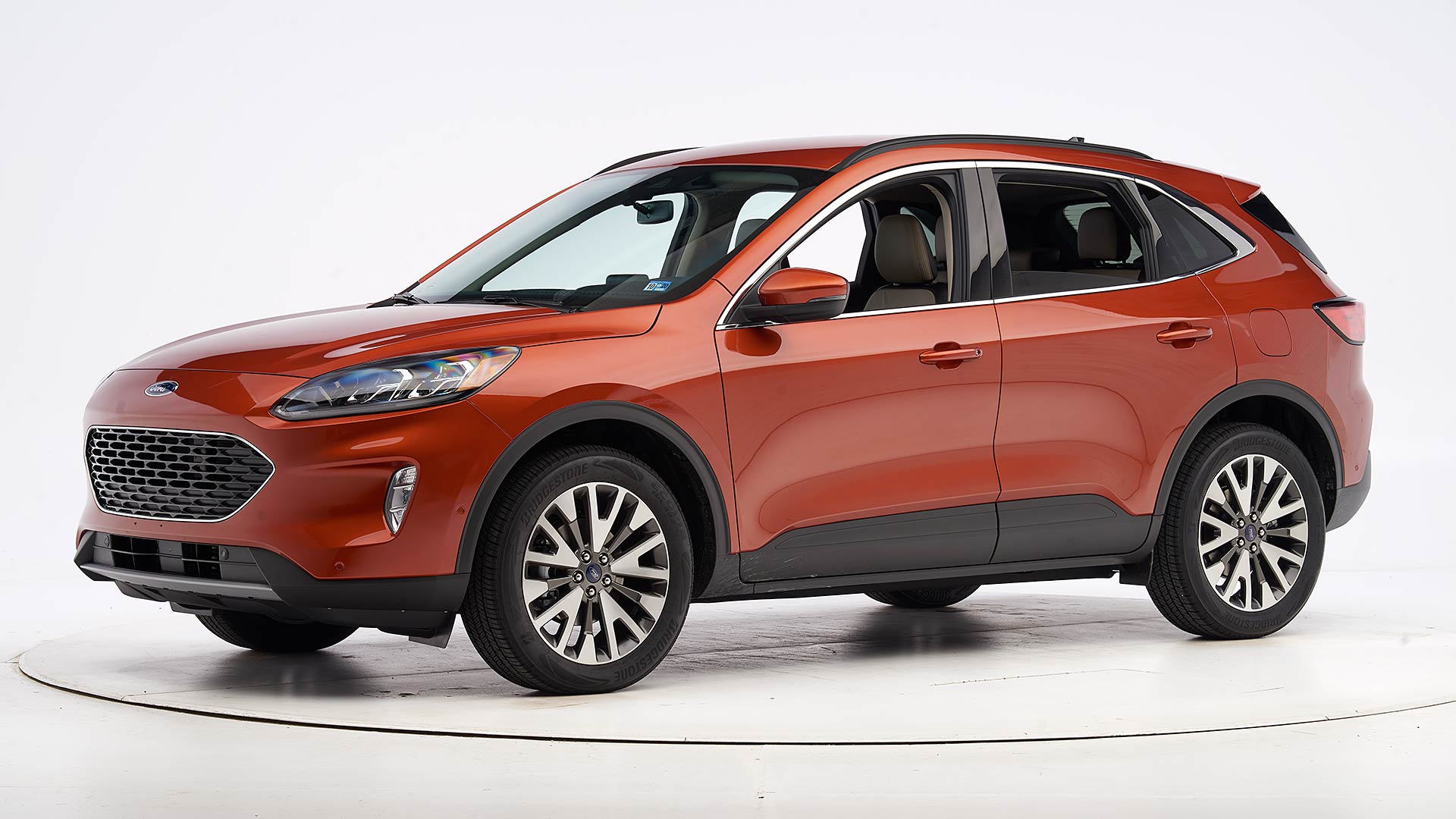 2020 Ford Escape Earns Top Safety Pick