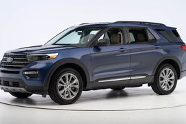 Ford's 2020 Explorer Falls Short of IIHS Safety Awards