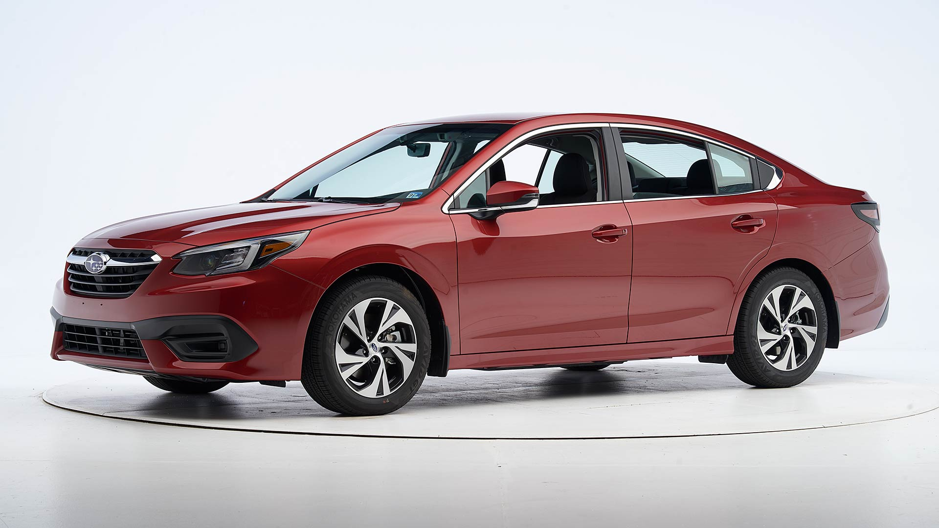 Subaru's 2020 Legacy, Outback Named Top Safety Picks