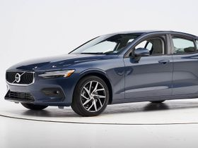 Volvo S60 Snags Top Safety Pick+ Award