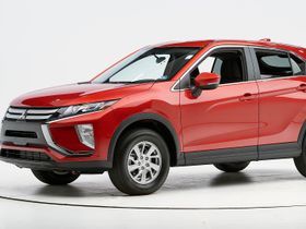 Mitsubishi Eclipse Cross Named Top Safety Pick