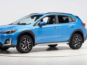 Subaru Crosstrek Hybrid Captures Top Safety Pick+