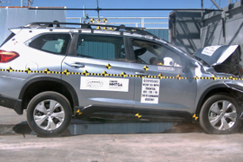 NHTSA Revamps Crash-Testing Program