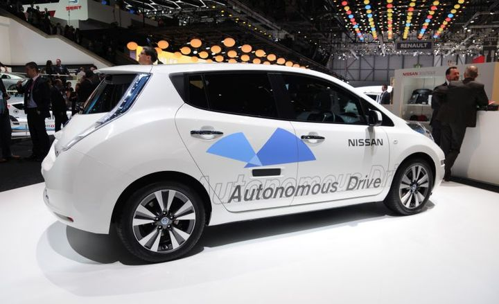 U.S. consumers want self-driving cars held to a higher safety standard by regulators, according to a new survey.  - Photo viaNorbert Aepli/Wikimedia.