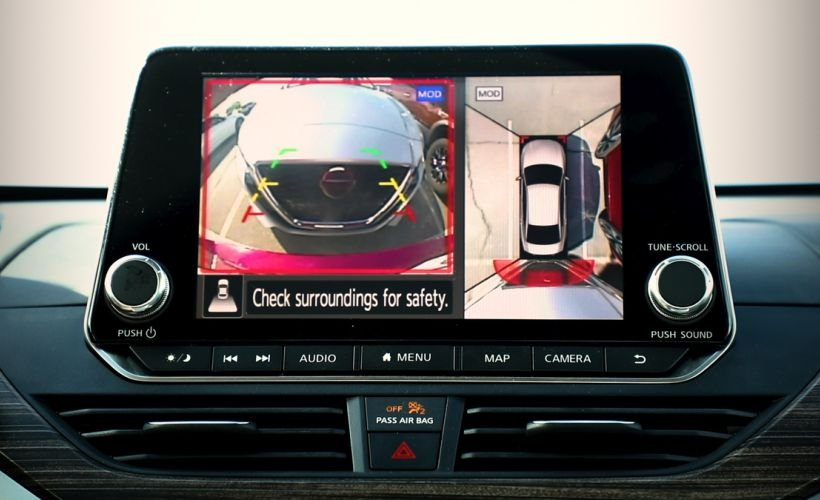 Nissan Adding Advanced Safety Tech to 2019 Models