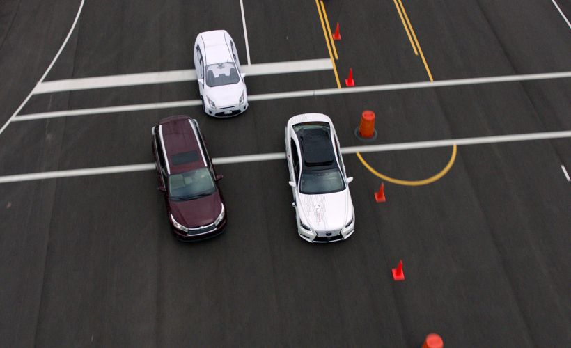 Toyota Sharing Its Automated Safety System with Rival OEMs