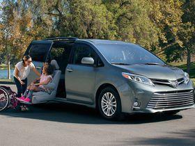 Braun Recalls Toyota Sienna Paratransit Vans for Brakes