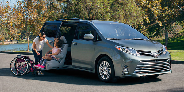 Braun Corp. is recalling its converted Toyota Sienna paratransit vans for a possible issue with...
