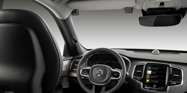 Volvo is planning to add in-vehicle video cameras to its vehicles starting in the early 2020s...