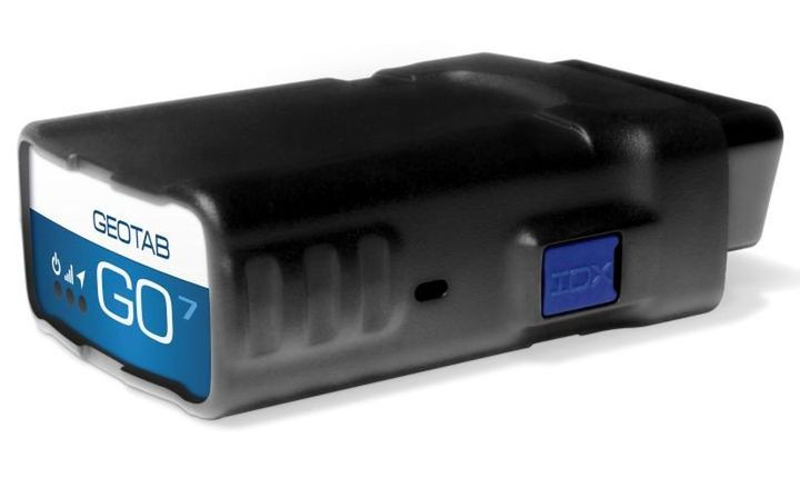 LeasePlan USA will offer Geotab's GO plug-and-play device to its commercial fleet clients.  - Photo courtesy of Geotab.