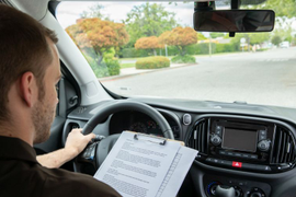Commercial Fleets Reduce Distracted Driving With In-Cab Alerts