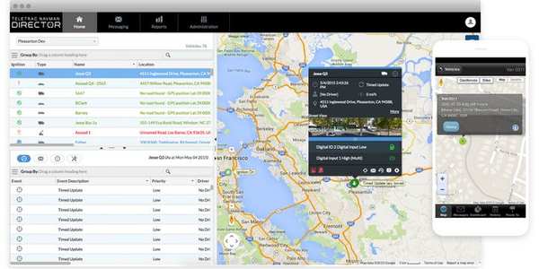 Teletrac Navman's new Build Your Own Report feature helps fleets break down telematics data into...