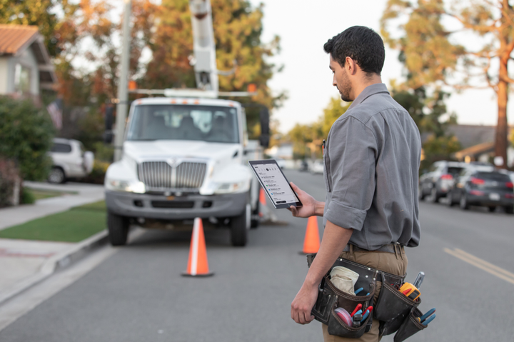 Verizon Connect has launched a dispatching and scheduling solution for field service fleets.