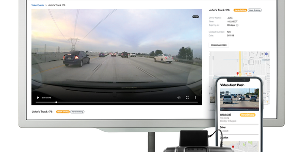 Verizon Connect has been offering its Integrated Video bundle so fleets can improve driver safety.