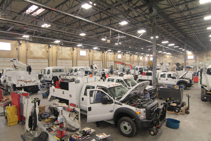Auto Truck Group is significantly expanding its Fort Wayne, Indiana, upfitting facility.