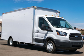 Ford Transit Vans with Supreme Service Body Recalled