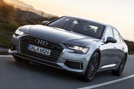 Audi's Next-Gen 2019 A6 Starts at $59,895