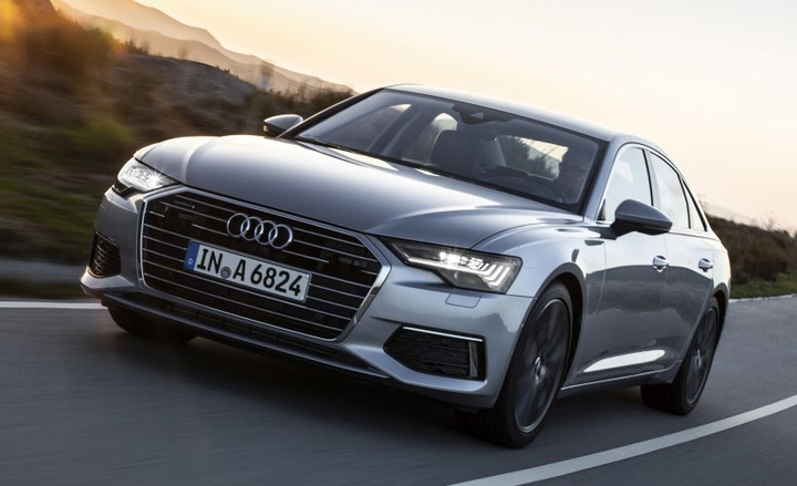 Audi's 2019 A6 enters its eighth generation with an array of new advanced driver assistance systems.  - Photo courtesy of Audi.