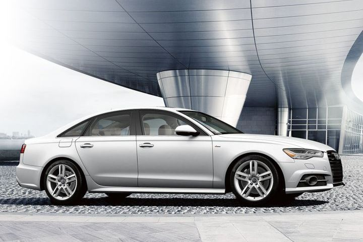 Volkswagenis recalling four Audi models, including the A6 (pictured), for a possible fuel leak.  - Photo courtesy of Audi.