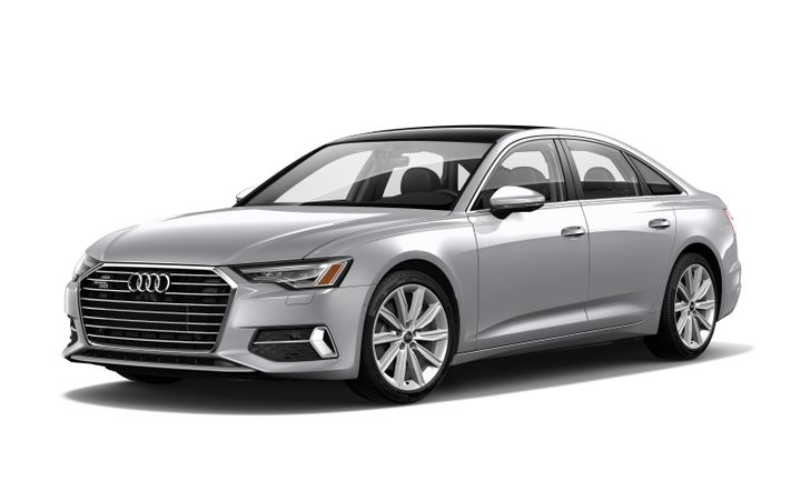 Audi updated its A6 sedan for 2019, and will offer a $3,000 corporate incentive on the 2020 model.  - Photo courtesy of Audi.