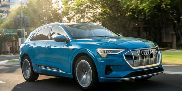 Audi has updated its 2020-MY fleet incentives and added an incentive for its E-tron EV.