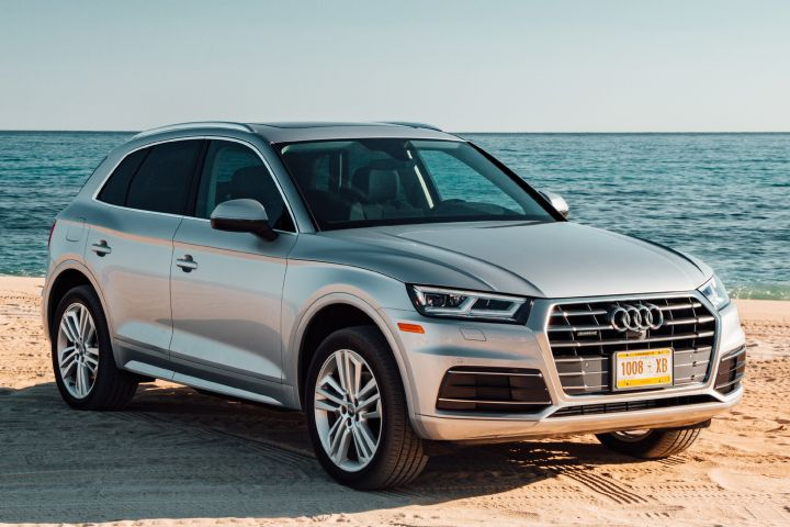 Audi is recalling its Q5 (shown) and SQ5 for a possible defect involving thebrake master cylinder.  - Photo courtesy of Audi.