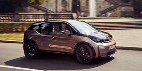 BMW Boosts i3's Range to 153 Miles