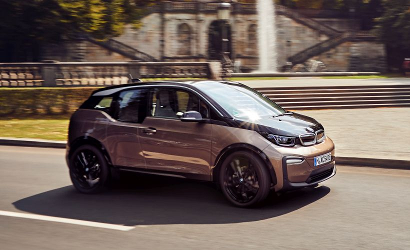 BMW Boosts i3's Range to 153 Miles