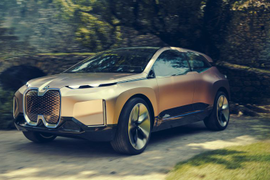 BMW Prepping Semi-Autonomous Electric SUV for 2021