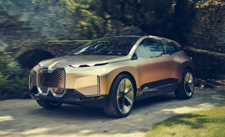 BMW plans to produce its iNext concept vehicle in 2021 as a new flagship vehilce in its i subbrand.