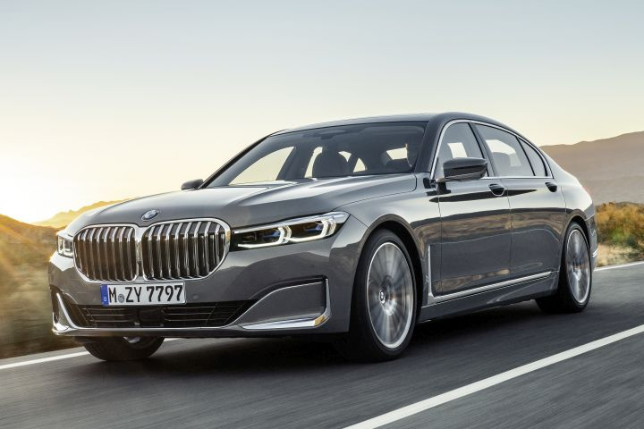 BMW's 2020 7 Series enters its sixth generation with more V-8 power and technology.