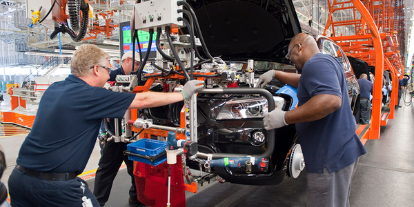Vehicles exported to China from BMW's Spartanburg, S.C., plant and other U.S. factories will no...