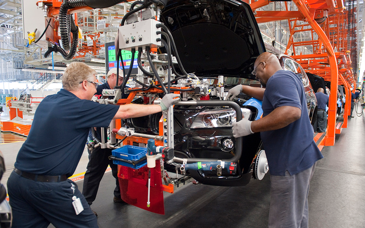 Vehicles exported to China from BMW's Spartanburg, S.C., plant and other U.S. factories will no longer be subject to an additional 25% import tax as of Jan. 1.  - Photo courtesy of BMW.