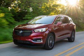 GM Recalls Buick Enclave, Chevrolet Traverse for Structural Issue