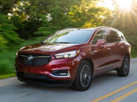 Buick Adds Tech to 2020 Enclave