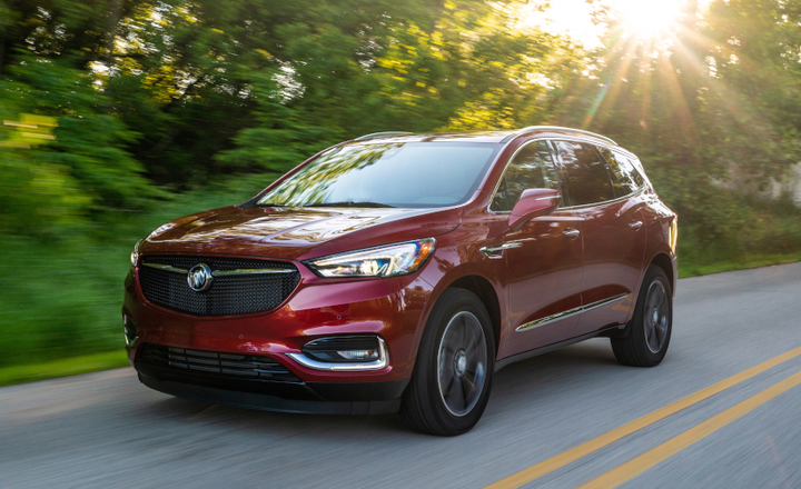 The Buick Enclave is adding several technology enhancements as part of a 2020-MY facelift.