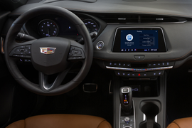 Cadillac Adds Parking App to Models