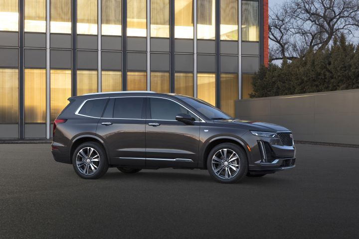 Cadillac's 2020 XT6 will offer three rows of seating on a non-truck platform.