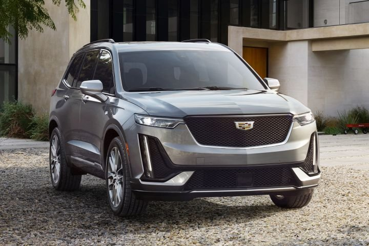 The 2020 Cadillac XT6 (Sport trim shown) is available for ordering with a starting retail price of $53,690.