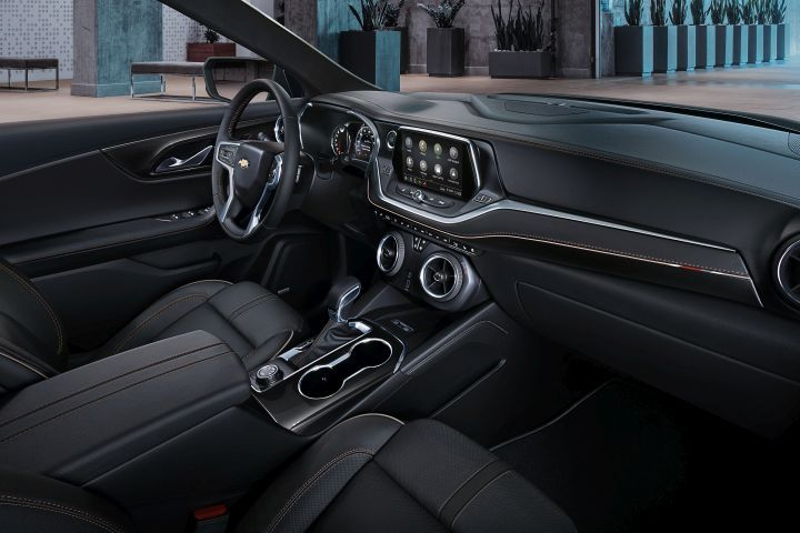 The 2019 Chevrolet Blazer retails for at least $29,995 plus a delivery fee.  - Photo courtesy of G.M.