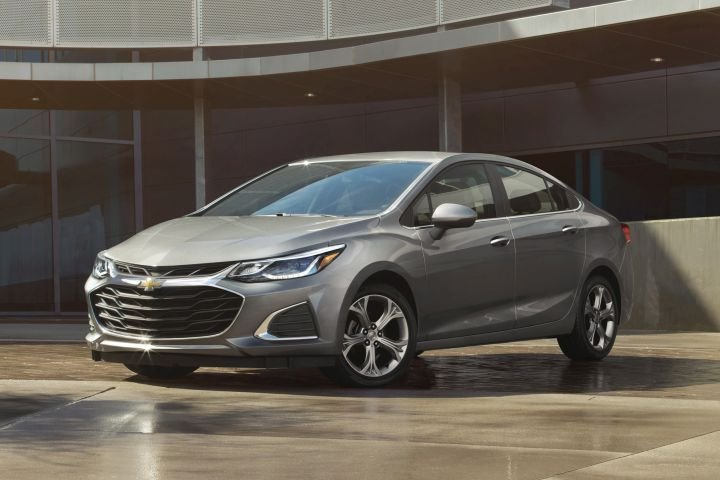 General Motors has detailed the rest of itsoptions available exclusively to fleet purchasers.  - Photo courtesy of G.M.