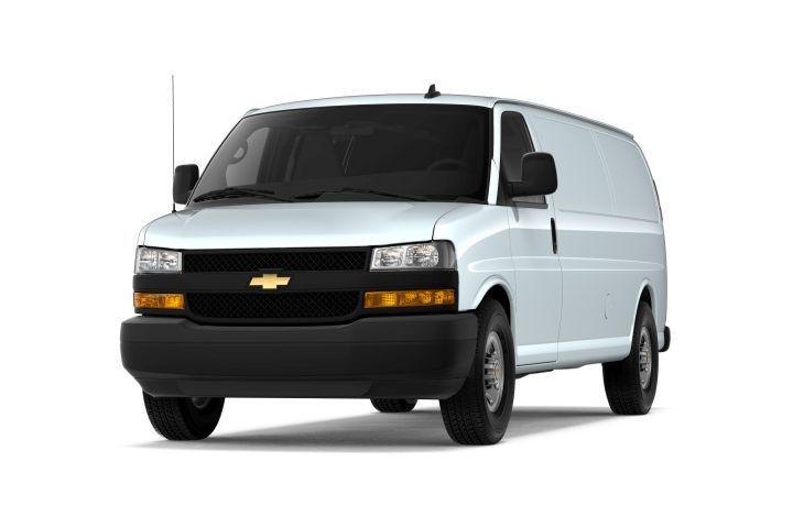 G.M. is recalling the 2016-2018 Chevrolet Express and GMC Sierra for a climate control module defect.  - Photo courtesy of General Motors.