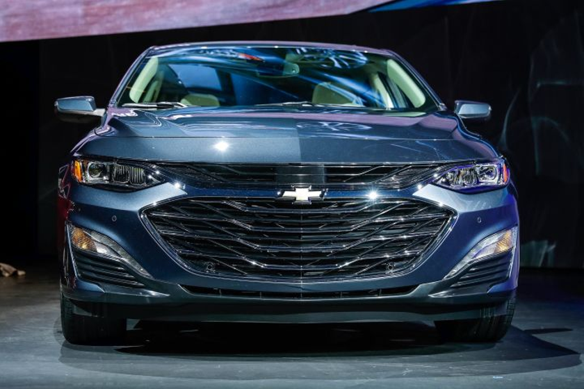 General Motors is recalling nine models, including the 2019 Chevrolet Malibu (shown), for a...