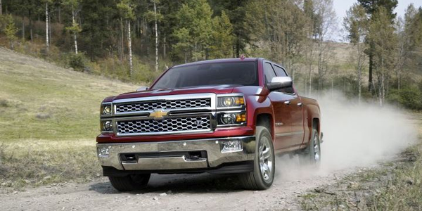 GM is recalling more than 1 million of its 2015 large pickups and SUVs, including the Chevrolet...