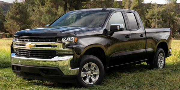 Chevrolet's new 2.7-liter turbocharged 2019 Silverado can deliver 23 mpg in highway driving.