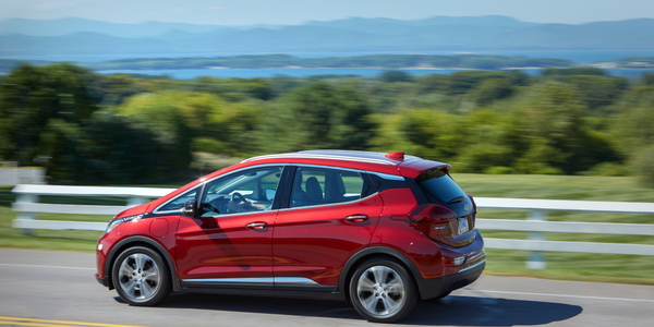 The 2020 Chevrolet Bolt EV now has a range of 259 miles.