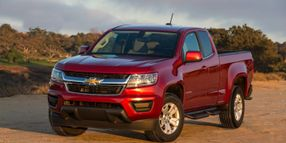Midsize Pickup Ownership Costs Rated by Vincentric